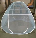 White Foldable Mosquito Net