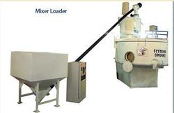 Mixer Batch Loader Machine