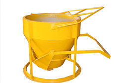 Tower Crane Concrete Bucket