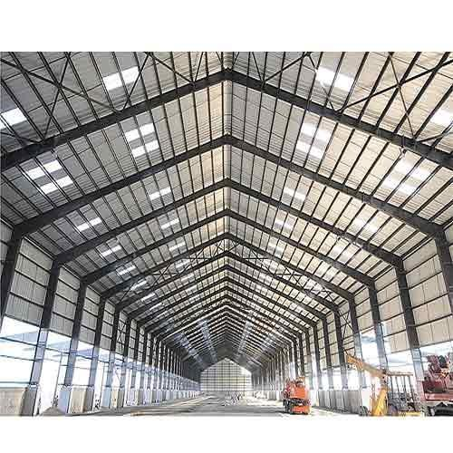 Pre Engineered Metal Building Manufacturers In Chicago Illinois: Pre Engineered Metal Building Structure