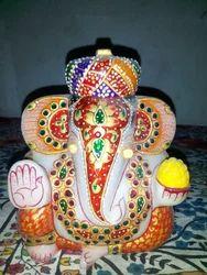 Marble Small Ganesh