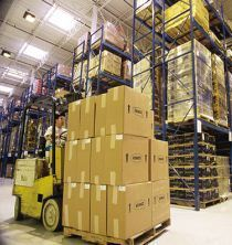 Industrial Goods Packaging Service