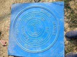 Manhole Cover Plate