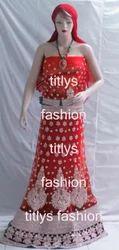 customized bridal lehanga