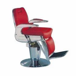 salon chair full steel coated