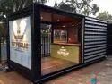 Portable Cafe Shop Structures