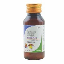 Ibuprofen and Paracetamol Suspension