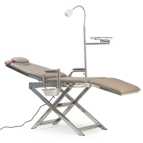 Dentist Dental Portable Folding Mobile Chair New India