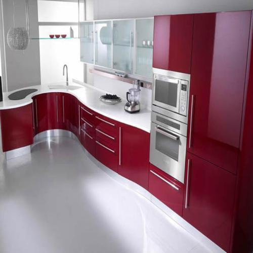Best Acrylic Modular Kitchen Acrylic Kitchen Cabinet Professionals Contractors Designer Decorator In India