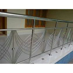 Stainless Steel Steel Balcony Railing