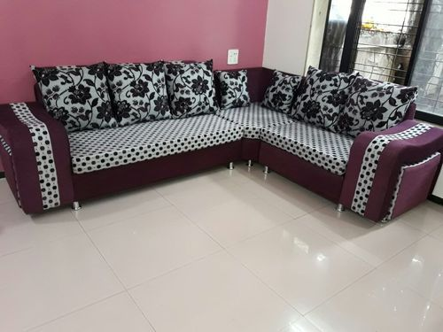 brand new l shape sofa set, l shape couch, एल शेप सोफा