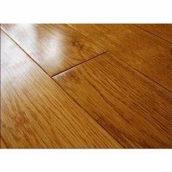 Dark Brown Engineered Wooden Flooring