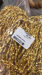 Flat Jewellery Beads