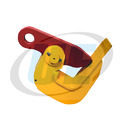 Imported Horizontal Plate Lifting Clamp