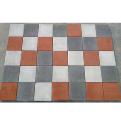 Square 60 Mm Paver