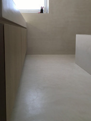Concrete flooring in chennai tamil nadu concrete for Microtopping costi
