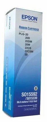 Epson Ribbon Cartridge for PLQ-20/22