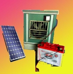 solar dc air cooler