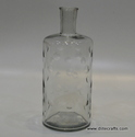 Clear Glass Decanter Bottle