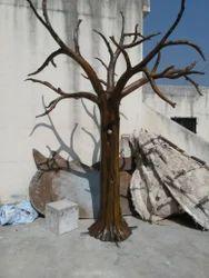 Fibreglass Artificial Tree for Decoration