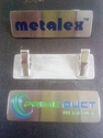 Stainless Steel Pocket Badges