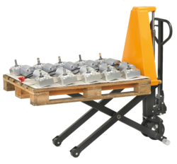 FIE-105 High Lift Pallet Truck