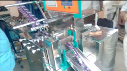 Automatic Computer Sambrani Packing Machine