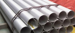 Stainless Steel ERW Pipe 347 / 347H UNS S34700 / UNS S34709