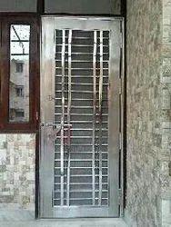 Stainless Steel Gate - Designer Stainless Steel Gate, Ss