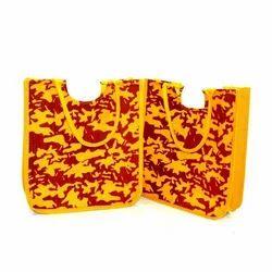 Designer Jute Beach Bag