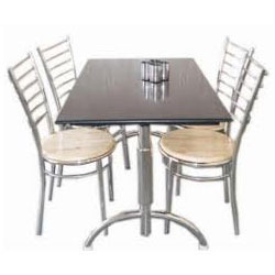 Ss Dining Table At Rs 11500 Piece Stainless Steel Dining Table