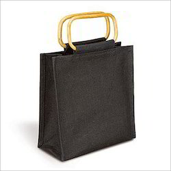 Cane Handle Juco Bag