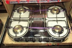 Four Variant Gas Stove