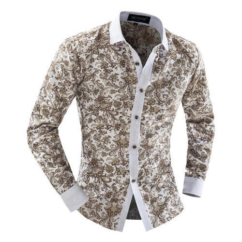 Mens Printed Shirts - Mens Printed Shirt Manufacturer from Ahmedabad