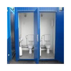 Readymade Toilet Cabin Manufacturers Suppliers