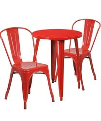 Iron Table Set