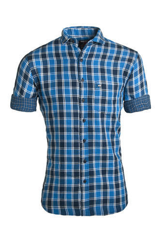 92d43d8f1 Checked Cotton Urban Design Casual Shirts, Rs 795 /piece | ID ...