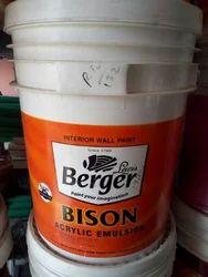 Berger Bison Acrylic Emulsion Paints