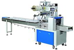 Flow Wrapper Machine