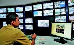 Police Station CCTV Surveillance System