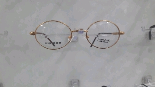 f14cb5f7f4 JJ Opticals - Retailer of Round Type Glasses   Gold Frame Glasses from  Madurai