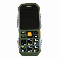 Dual Sim Green NXI F3 Feature Mobile Phone