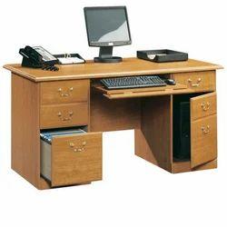 Wood Modern Designer Computer Table