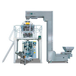 Automatic Multi Head Collar Type Packing Machine, Capacity: 3000 pouches/hr