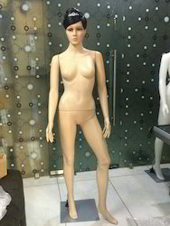 Female Moulded Face Mannequin