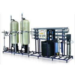 Mini RO Water Treatment Plant
