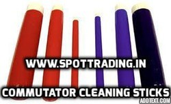 commutator cleaning sticks for Cleaning Carbon