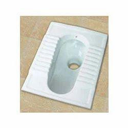 Ceramic Squatting Pan