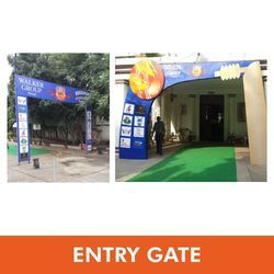 Exhibition Entry Gate