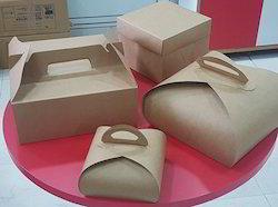 Craft Cake Box